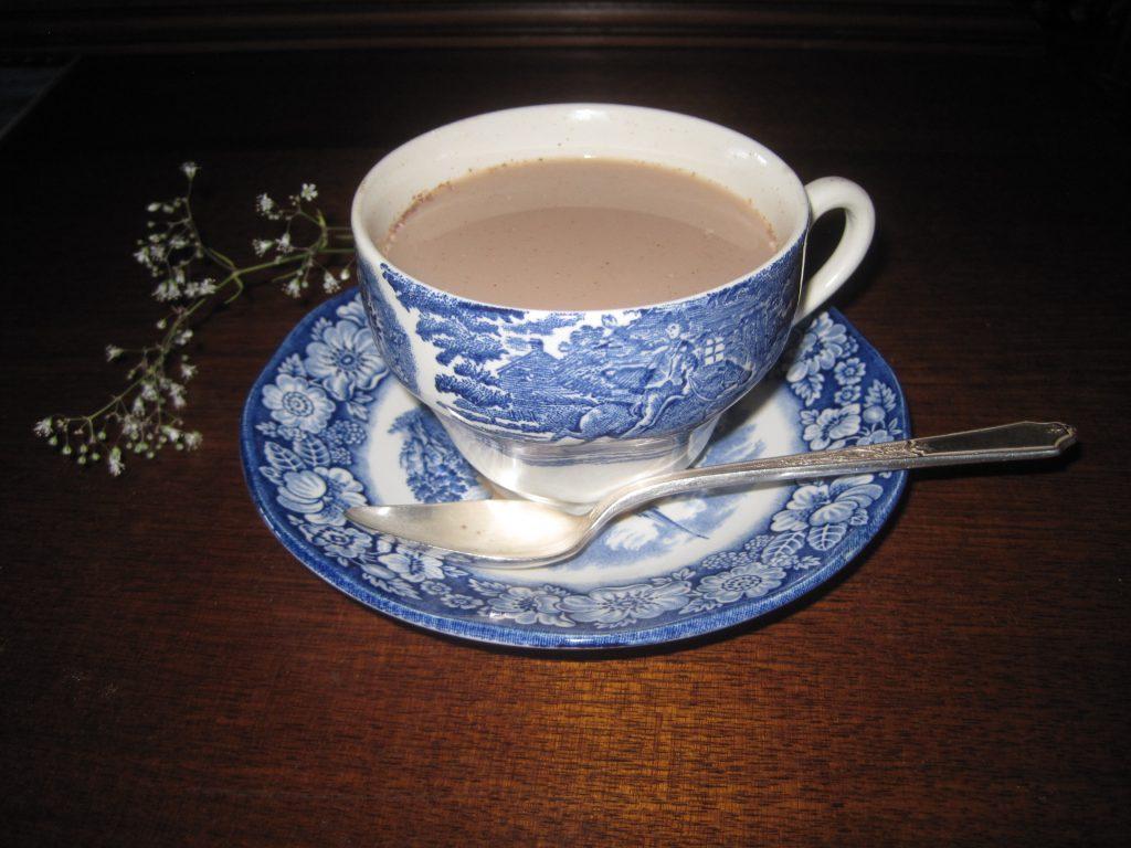 Homemade Chai Latte Tea