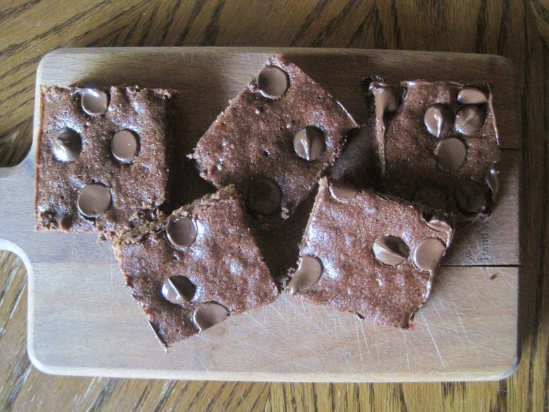 Healthy Homemade Brownie Recipe | Lowfat and Delicious