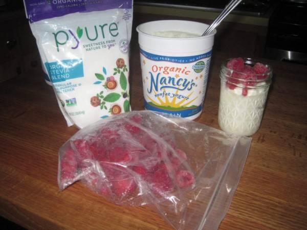 Recipe Idea for using Frozen Raspberries