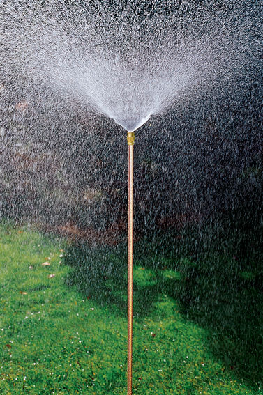Hi Rise Sprinklers are perfect for lawn and garden