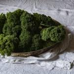 Freezing Fresh Kale