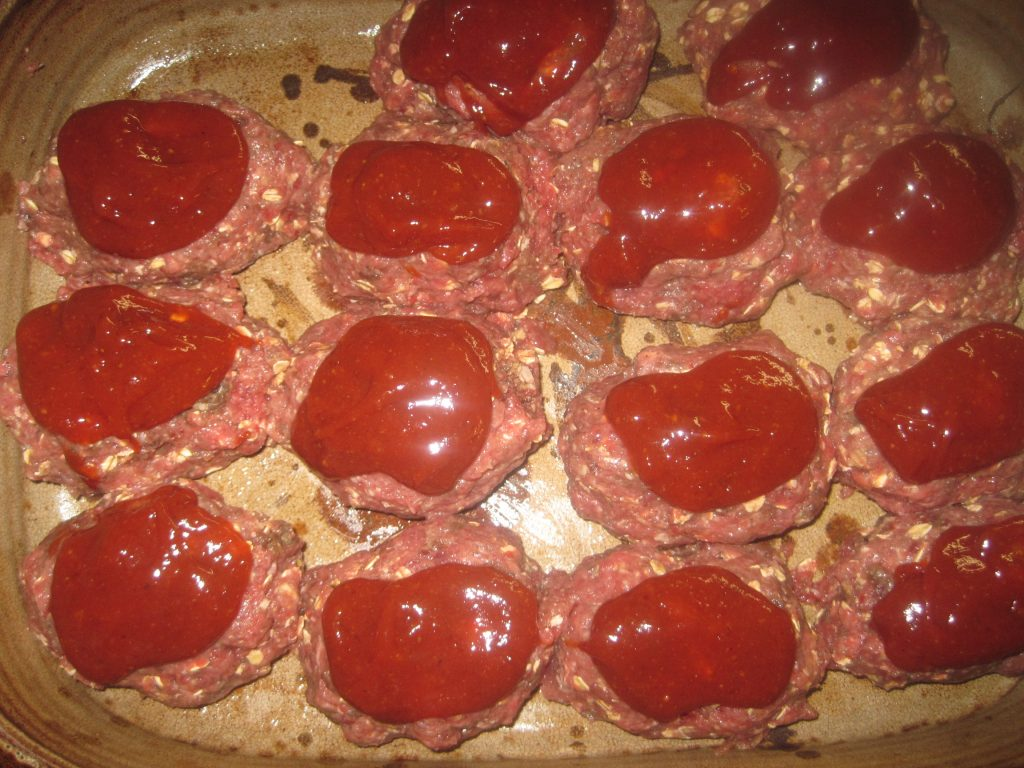 Best Family Meatloaf in Pottery Baking Dish