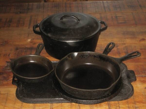 Cast Iron Cookware is durable and functional but it needs to be properly taken care of so it can last a lifetime.