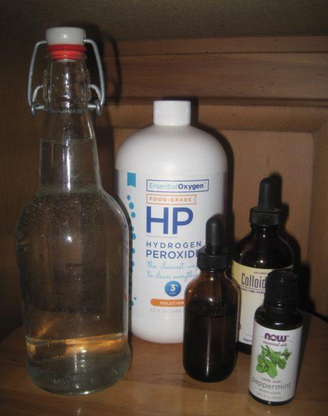 Homemade Brushing Rinse Recipe