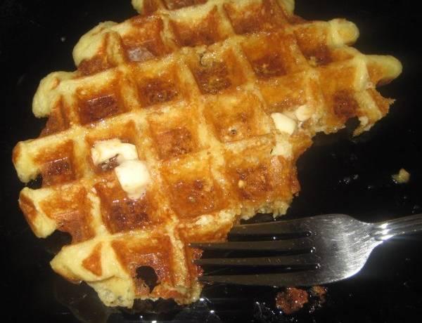 Einkorn Waffles