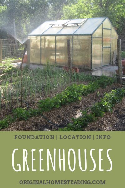 Greenhouse Foundations Locations and more