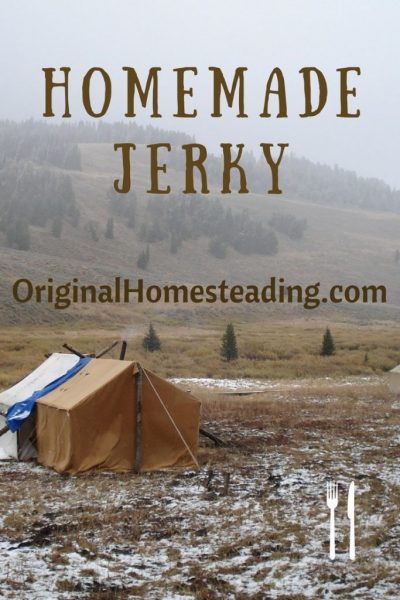 How to Make Homemade Jerky Recipe