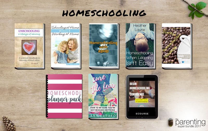 Make and save money on your homestead 70 creative ways original the above super bundle on parenting includes a section on homeschooling all for just 47 take a look today fandeluxe Choice Image