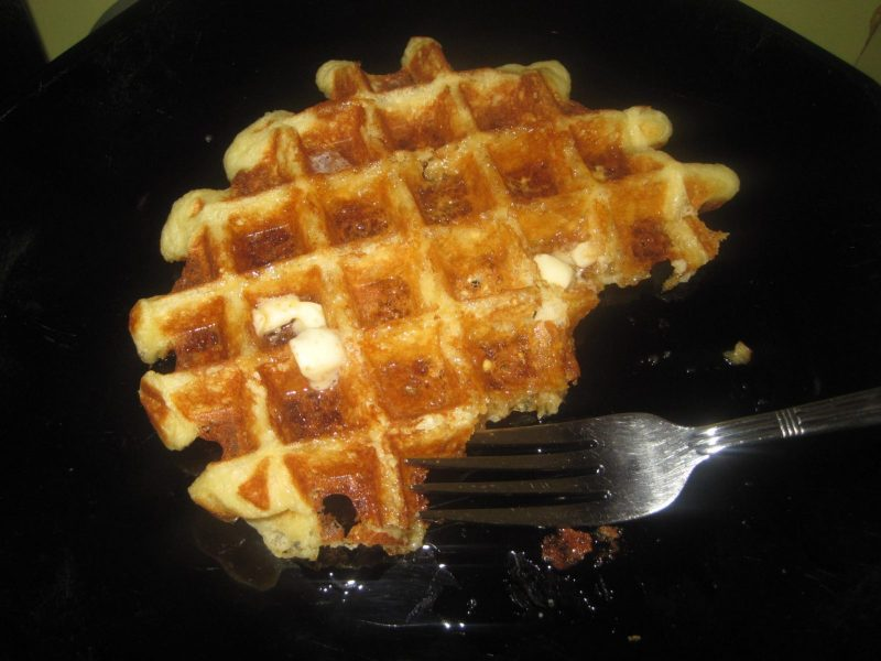 Homemade Einkorn Waffles for the Perfect Breakfast