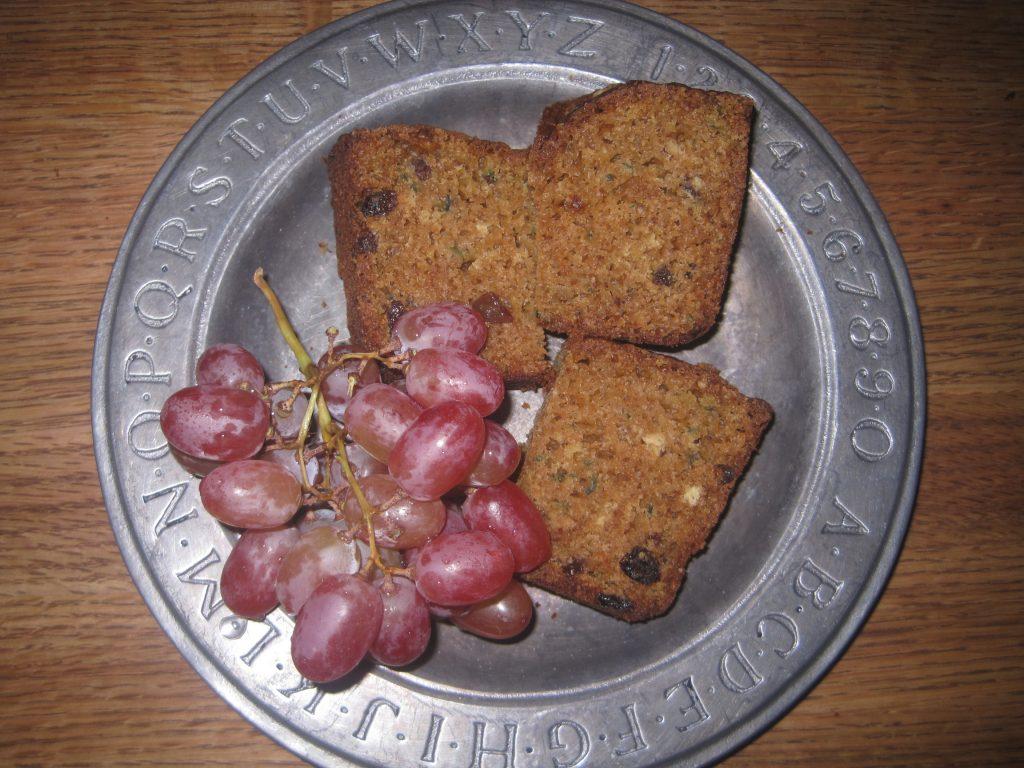 Mid Century Zucchini Bread Recipe
