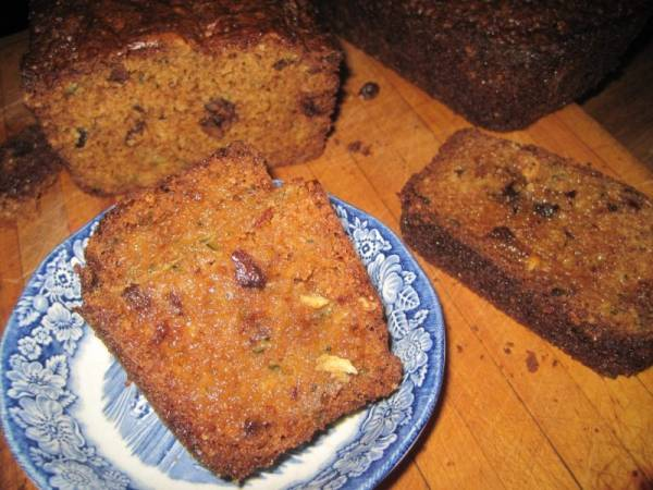 Zucchini Bread is an All-Time Winner