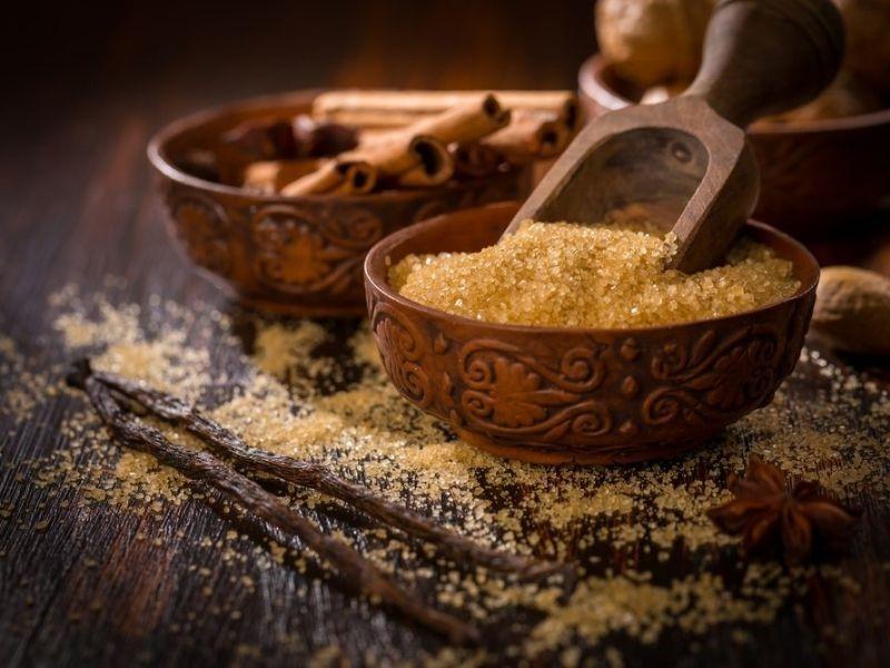 Cinnamon Sugar and Spices