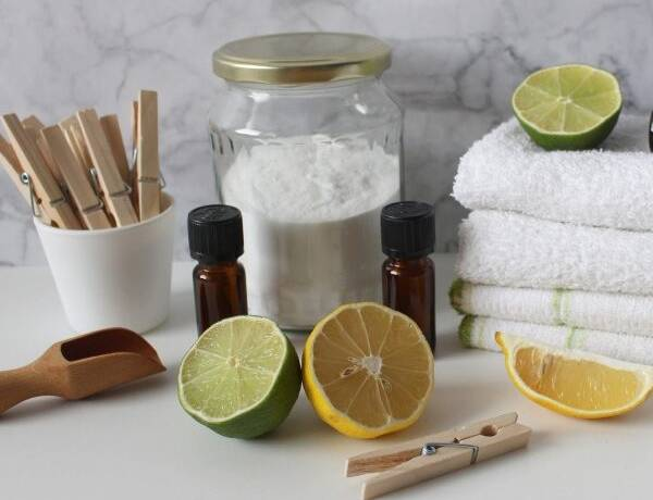 Natural Cleaning Products are healthier for you and for the environment. (2)