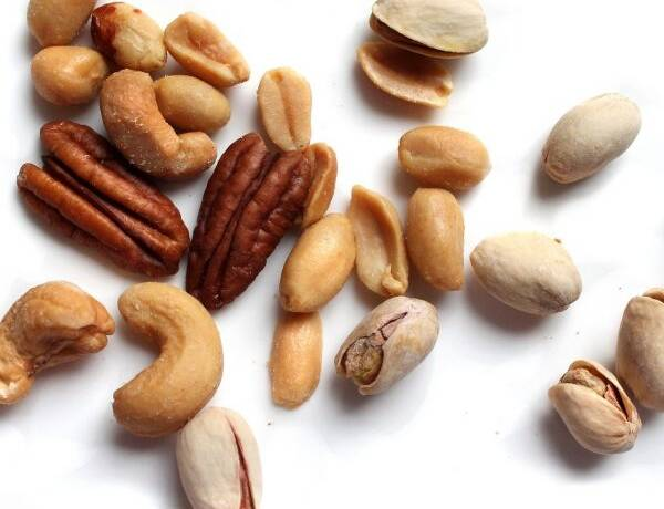 Nuts and Seeds Protein Mix