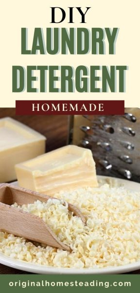 How to Make Homemade Laundry Detergent & Save Money! promo image