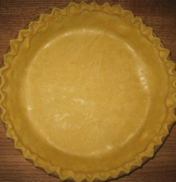 HOMEMADE PIE CRUST RECIPE | Bake Like a Pro
