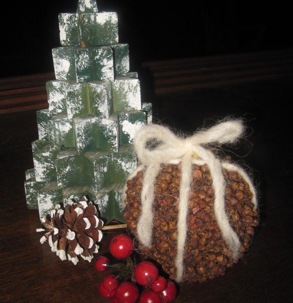 POMANDER BALLS | Easy Handmade Gift Idea