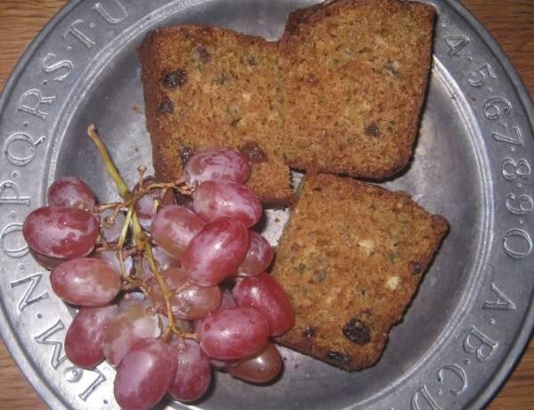 Rustic Zucchini Bread